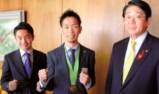 うらやすの人(14): リオ、東京五輪を目指