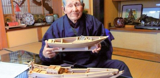 うらやすの人(16): 戦前~戦後の「浦安の造船史」宇田川信治さん(85)