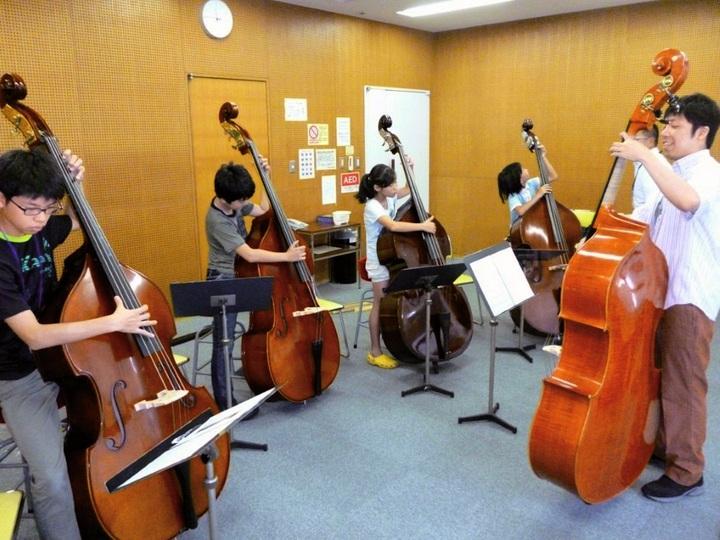 弦楽器体験教室