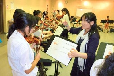 弦 楽器体験教室