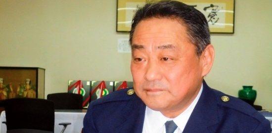 市民の安全、最優先 新浦安署長が強調