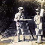 樺太の日露国境線画定測量 浦安から宇田川徳太郎参加