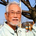 うらやすの人(41): 樹木医の草分け 有田和實さん(72)
