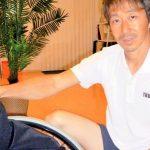うらやすの人(43) 日本車いすスポーツ協会代表理事 坂口 剛さん