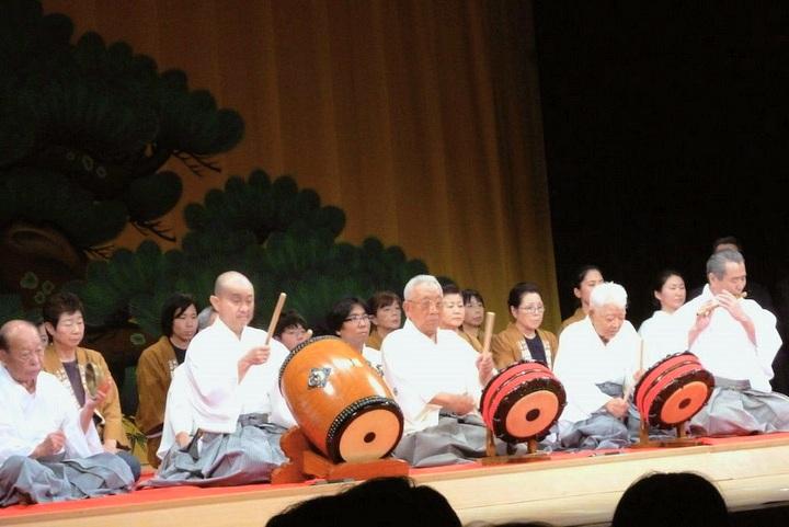 浦安囃子、70周年公演