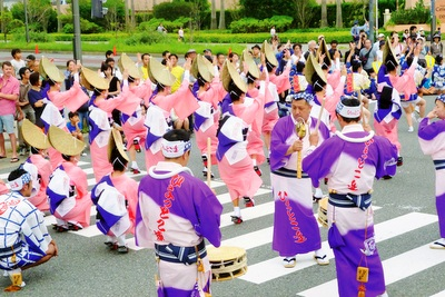 徳島阿波踊り連