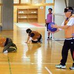 東京パラリンピック競技 「ゴールボール」 ―市民が体験―