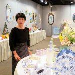 関根和子 トールペイント デビュー20周年を記念し開催