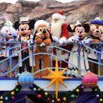 浦安点描:東京ディズニーリゾートのクリスマスイベント