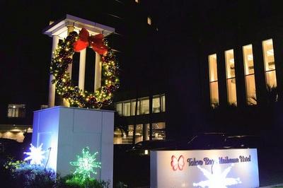 東京ベイ舞浜ホテルのイルミネーション