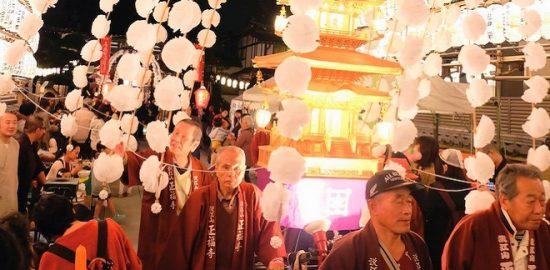日蓮宗正福寺でお会式 多彩な企画は東日本大震災がきっかけに
