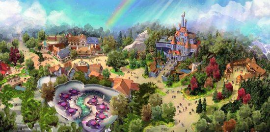 東京ディズニーランド 2020年春完成の新エリア概要が明らかに