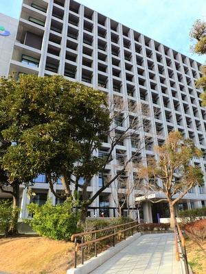 浦安市庁舎