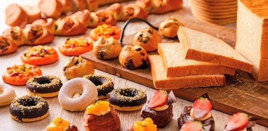 """人気のホテルメイドパン 20種類など食べ放題の """"ブレッドブッフェ"""""""