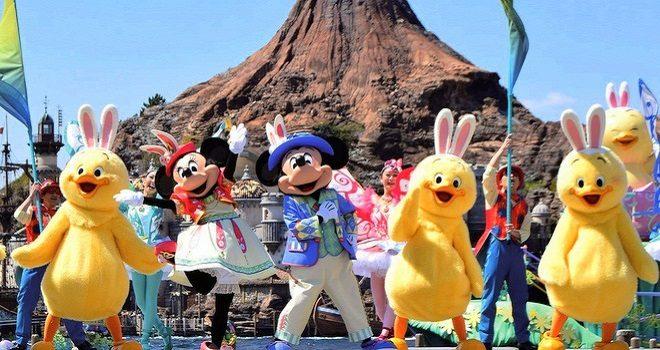東京ディズニーリゾート春のスペシャルイベント「ディズニー・イースター」開催