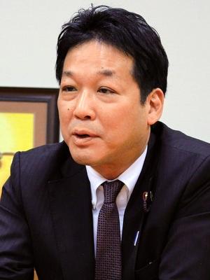薗浦健太郎氏