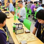 将棋愛好家たちが 熱い頭脳戦 浦安市民親睦 将棋大会開催