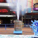 水しぶきを楽しむ夏イベント 「イクスピアリ・ スプラッシュタウン」開催