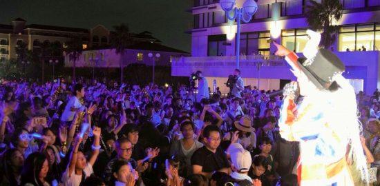 ウラヤスフェスティバル 2019 11 /16に開催 パレードや花火大会等盛りだくさん