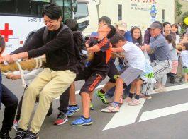 第22回 浦安市民まつり開催 訪れた市民などで賑う