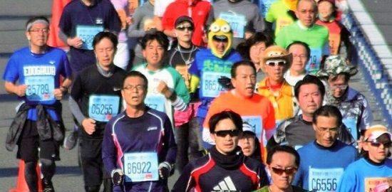 2020 2/2㈰ 「東京ベイ浦安シティマラソン」 早春の潮風を背にベイエリアを疾走