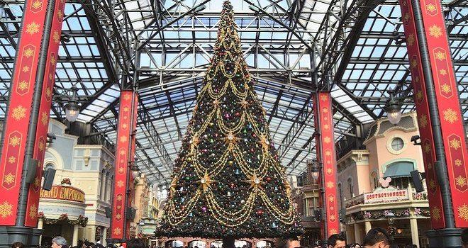 TDRでクリスマスを楽しもう!!