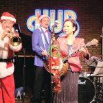 「外山喜雄とデキシーセインツ」 クリスマスジャズ パーティー開催