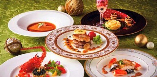 聖夜を彩る、スペ シャルなフレンチ のコースを 東京ベイ舞浜ホテル クラブリゾート