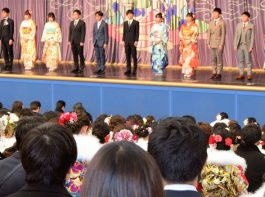 令和最初の成人式 19年連続 東京ディズニーランドで開催