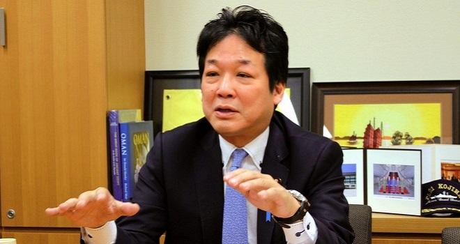 薗浦健太郎氏インタビュー 外交のキーマンとして戦略を語る