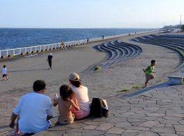 浦安小さな旅(3) 「東京湾に沿って」