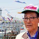 うらやすの人(35): 境川にこいのぼりを泳がせる会 長崎 康男会長(78)