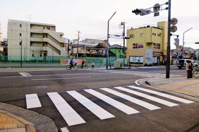 浦安駅周辺土地区画整理