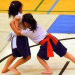 女人禁制無関係、小学生が熱戦 わんぱく相撲に350人