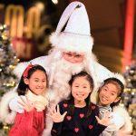 クリスマスイベント ホワイトサンタグリーティングを開催 イクスピアリ
