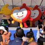 「ゆるキャラ総選挙」 郷土博物館の キャラクター『あっさり君』が当選