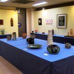 第38回市美術展11月12日〜 市民プラザ 約3100人が鑑賞