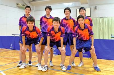 東京学館浦安卓球チーム