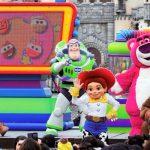 東京ディズニーリゾート 「ドリーミング・アップ!」特別バージョン 3月25日まで開催