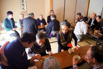 男性のための茶道入門 講座