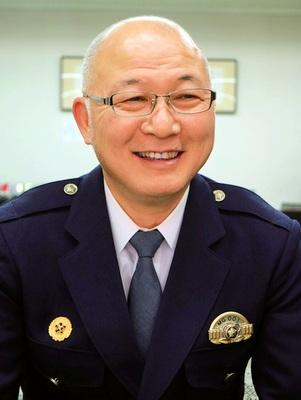 徳田文則 警察署長