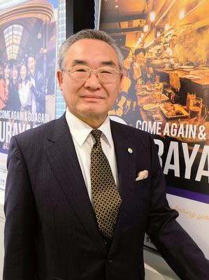 桑田幸一さん