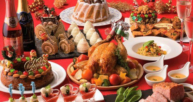 華やかでスペシャルなメニューがそろうクリスマス・バイキング 東京ベイ舞浜ホテルファーストリゾート
