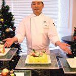 シェラトンのクリスマスケーキ 予約を受け付け中