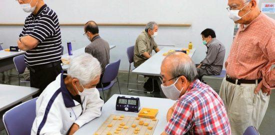 浦安将棋同好会 6月から例会を再開 新たな会員を募集中