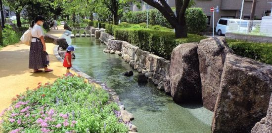 浦安小さな旅(4) 「しおかぜ緑道」