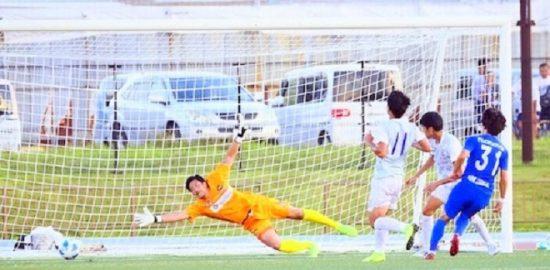 ブリオベッカ浦安 守りの対決、1点もぎ取り勝利