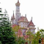 「美女と野獣の城」がそびえる新エリア 9月28日オープン