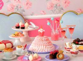 キラキラの新デザート ビュッフェでパーティー気分 ヒルトン東京ベイ