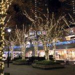 冬の夜に灯る、温かい光 URAYASUイルミネーション